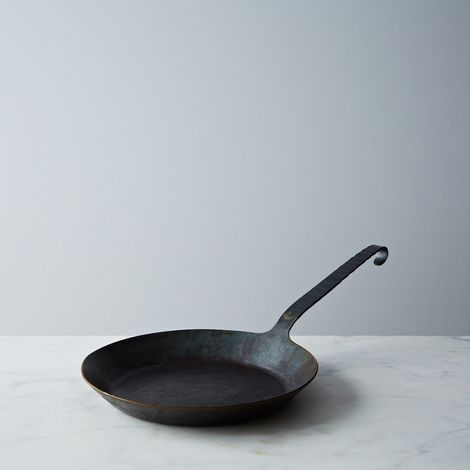 Turk One-Piece Forged Iron Fry Pan