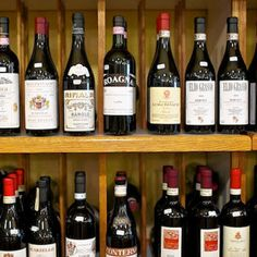Anatomy of a Wine Shop