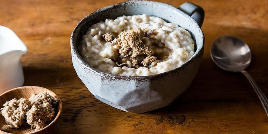 Oats deserve your respect—and your butter