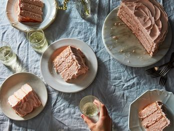 Get in the Spring Spirit With These 14 Lofty, Showstopping Cakes