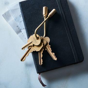 Helix Keychain