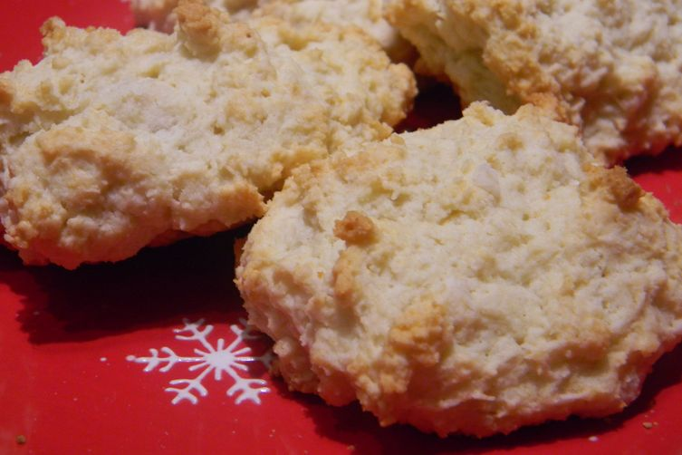 Grandma Howley's Irish Soda Bread Biscuits