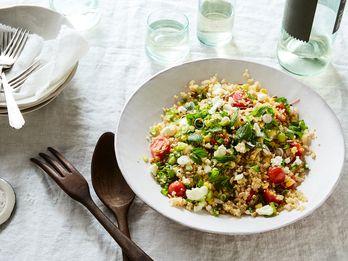 Our One-Pot Quinoa Pilaf Gets a Summer Update