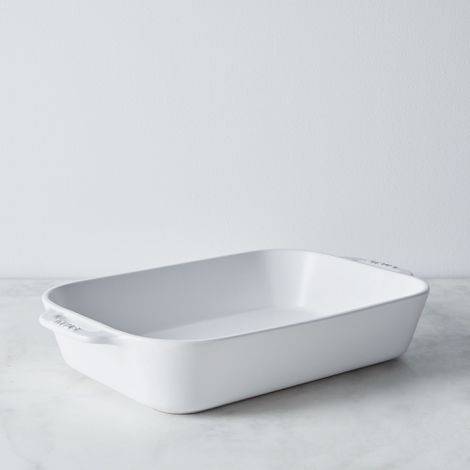 Staub Matte Ceramic Rectangular Baking Dish
