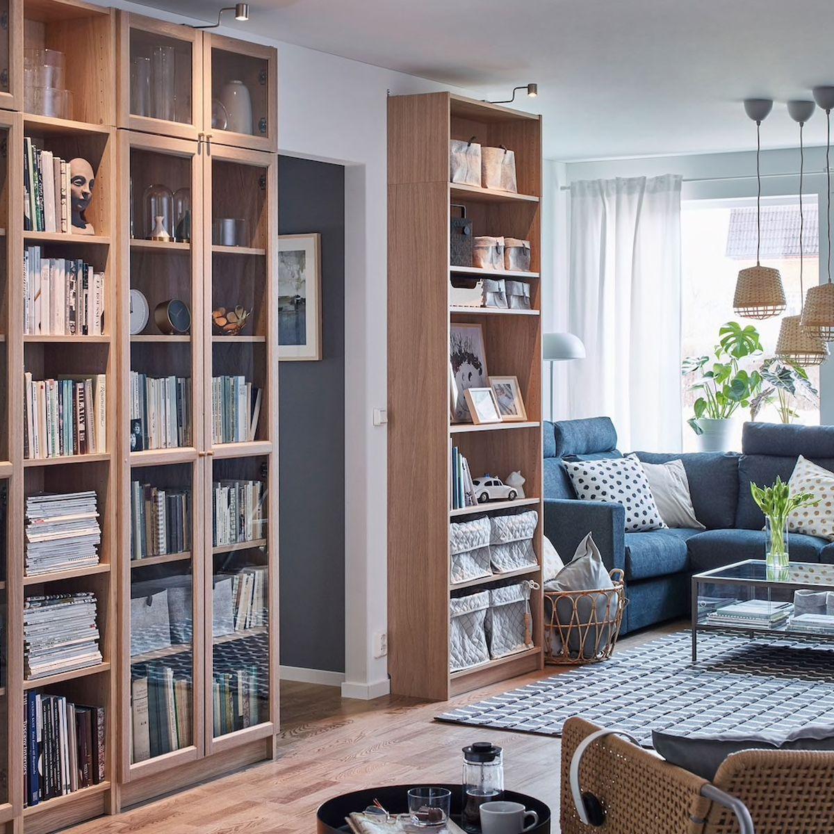 12 Best IKEA Billy Bookcase Hacks   DIY Billy Bookcase Ideas