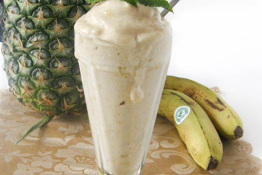 Pineapple Banana Nice Cream
