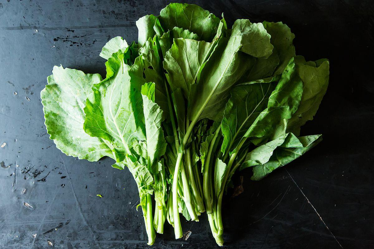 How to Make Sturdy Greens Taste Summery