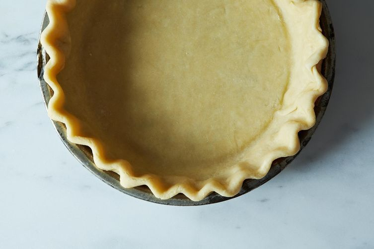 Pie crust from Food52