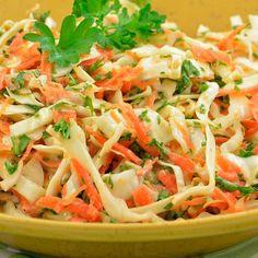 Honey-Nut Slaw Salad