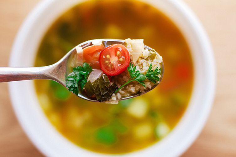 Tabbouleh Soup