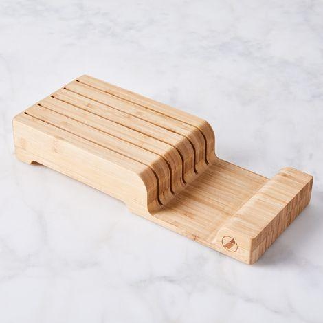 Wooden Knife Organizer