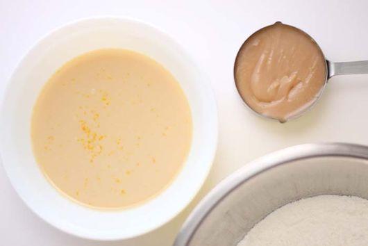 Butter Scone Layer Cake ft. Devonshire Cream