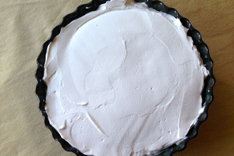Grandma's Chocolate Ice Box Pie--the Remake