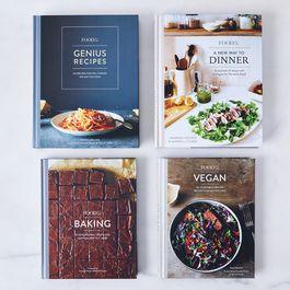 Signed Copies: Food52 Cookbook Bundle