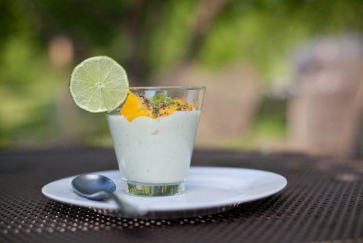 Key Lime Pie Yogurt