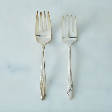 Vintage Serving Forks (Set of 2)
