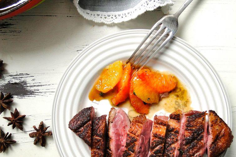 duck breast à l´orange Recipe on Food52