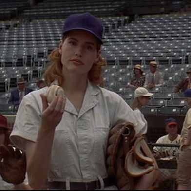 Dinner & a Movie: A League of Their Own