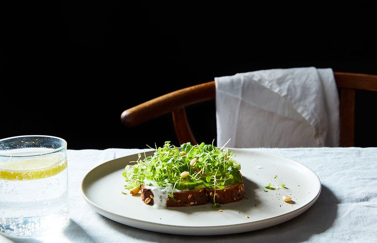 Pile Labne on Your Toast, Forget That Avocados Exist