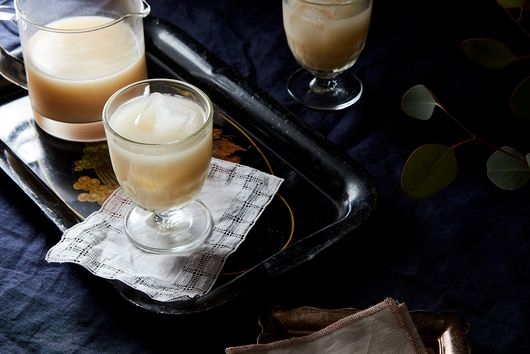 This Make-Ahead Milk Punch Is Silky, Citrusy, and Nothing Like Eggnog