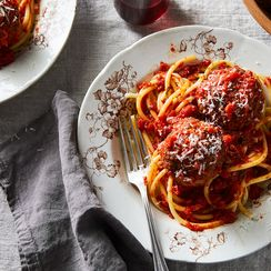 "Genius Never-Dry, Never-Bland ""Meatballs""—Thanks to 2 Heroic Vegetables"