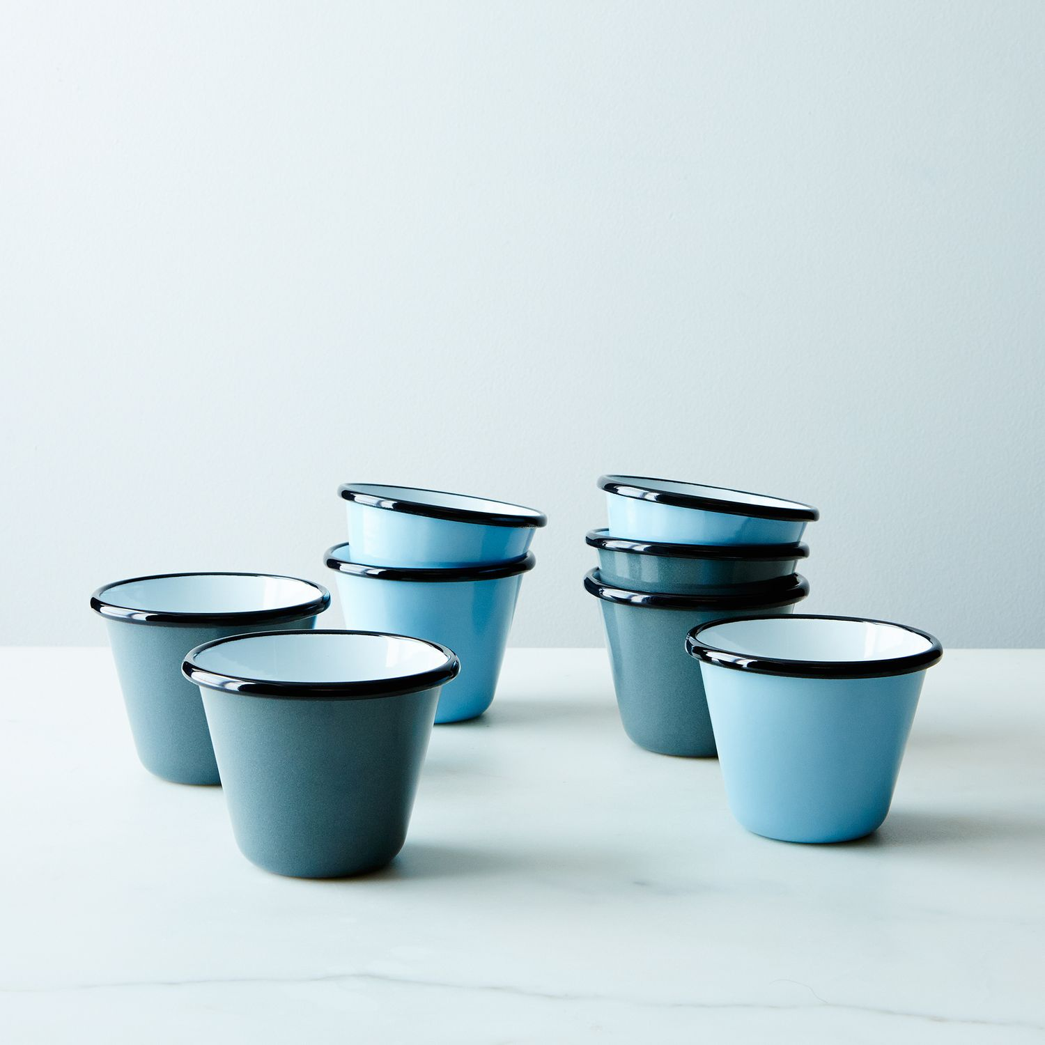 Porcelain Enamelware Stacking Cups On Food52
