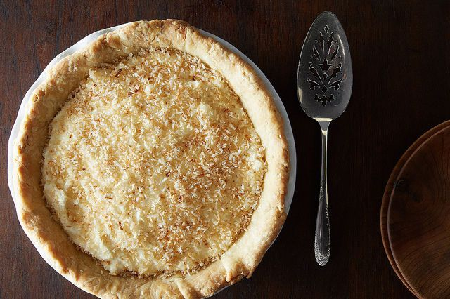 Perfect Coconut Cream Pie from Food52