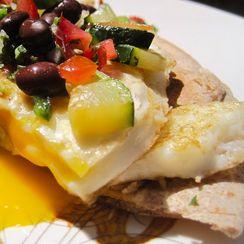 Veggie Loaded Huevos Rancheros