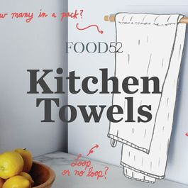 Our Food52 Brand Towels Will Be Ready for All Your Kitchen Messes
