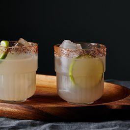 The Mid-Winter Margarita
