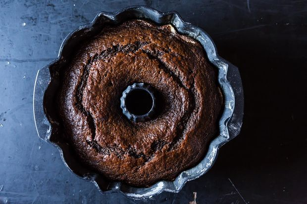 Gingerbread Beer Bundt Cake on Food52