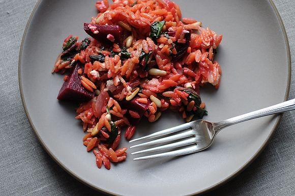 Warm Orzo Salad on Food52