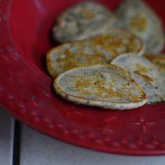 Tea Drop Scones