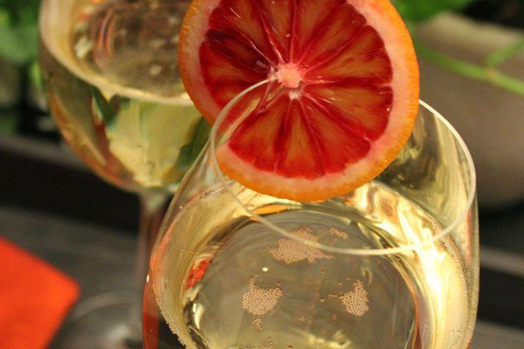 Sparkling Siesta Cocktail