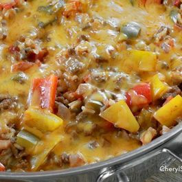 Ground Beef Dishes
