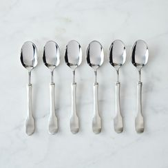 Pewter Soup Spoon