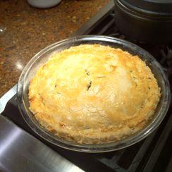 Harvest Chicken Pot Pie