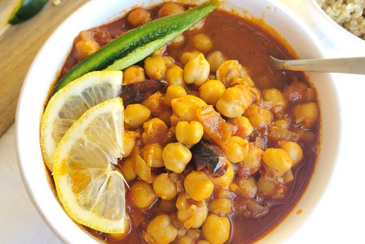Authentic Indian Chana Masala (Chole)