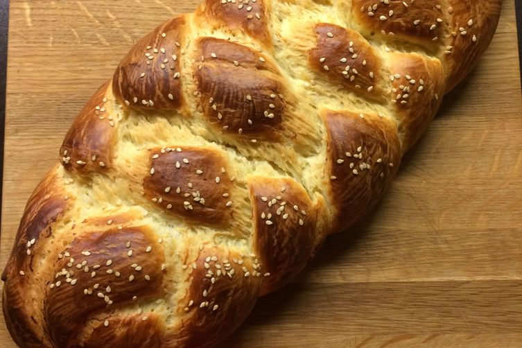 Hefezopf (yeast braid)