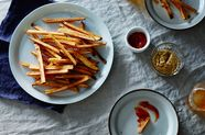 How to Make Very Crispy Classic Fries (Without a Recipe)