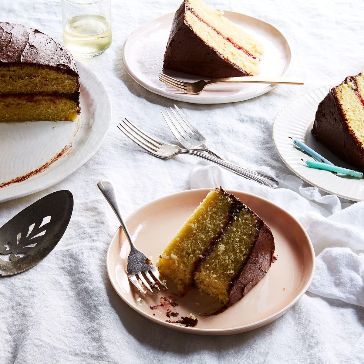 Grown Up Birthday Cake Recipe On Food52