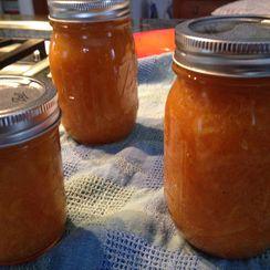 Bitter Clementine Orange Marmalade