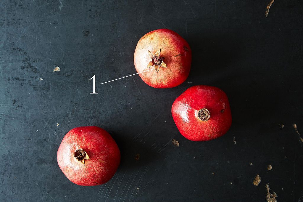 Pomegranates and How to Use Them at Every Meal, from Food52