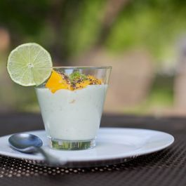 Key Lime Pie Yogurt
