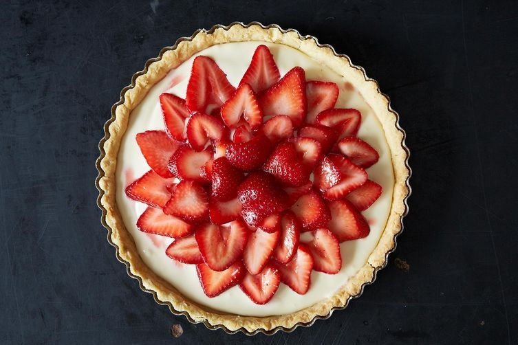 Strawberry Tart on Food52