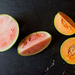 Uses for an Unripe Cantaloupe