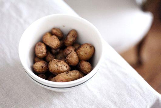 Grenailles potatoes