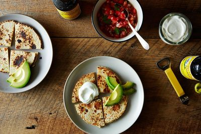 F4f568f5 bf98 4cdb 9343 98c3d0e27be6  2014 0819 feta quesadillas with pico de gallo and avocado 015