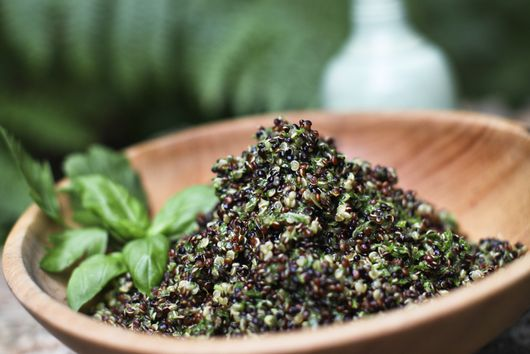 Garden Herbed Quinoa