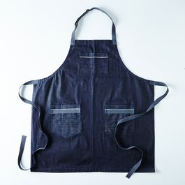 Hedley & Bennett Selvage Chambray Apron